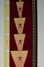 YOUNG SAMSON TRAILER COLOR 16MM FILM MOVIE ROLLED NO REEL D20