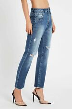 Sass & Bide ATOMIC jeans Distressed Embellished NEW RRP $280 Size 30 12