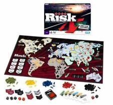 2016 Version Risk The Game of Strategic Conquest by Hasbro