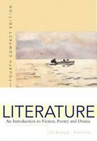 Literature: An Introduction to Fiction, Poetry, and Drama, Compact Edition (4th