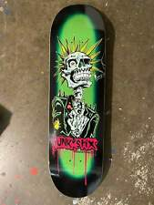 Punk Stix FU Punker Skateboard Deck