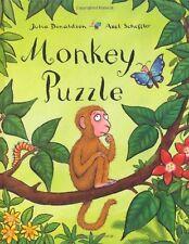Monkey Puzzle,Julia Donaldson, Axel Scheffler