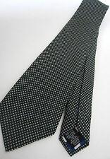 British Racing Green Paul Smith Corbata Stars & Stripes 9cm Blade 100% Seda