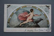 R&L Postcard: Library of Congress USA Art, Ganymede, 1901 Detroit Photographic
