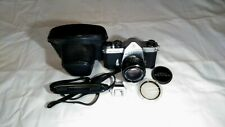 PENTAX SPOTMATIC SP w/Super-Multi-Coated TAKUMAR 1:1.8/55mm Lens Case F/S JAPAN