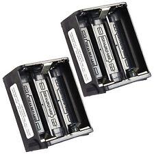 2PCS Nero BT-8 cassa di batteria AAX6 per Kenwood Radio TH-28 TH-48 TH-78HT