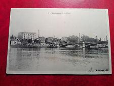 Magnifique CPA  - 92 - Suresnes - Le Pont