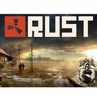 RUST - Global NEW Steam Account, Fast Delivery (100% Data Change)