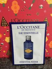 New L'Occitane En Provence Essential Water Alcohol Free Toner -.06 Oz