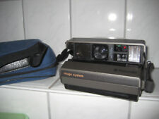 Polaroid Image System + quintic 125mm RARO classico con borsa originale