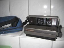 Polaroid image system + QUINTIC 125mm selten Klassiker mit Original Tasche