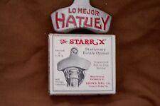 Vintage Hatuey bottle opener in box by Starr X