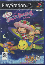 Ps2 PlayStation 2 «STRAWBERRY SHORTCAKE THE SWEET DREAMS» vers. import inglese