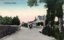 Sompting Village. Horse & Cart.