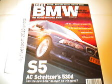 Total BMW December 2003 Z4 - M3 AC Schnitzer - E36 M - Turbo 325i - 1602