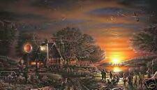 Migration Days a Terry Redlin Limited Edition Print