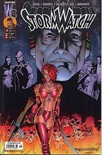 STORMWATCH 6 Comic deutsch
