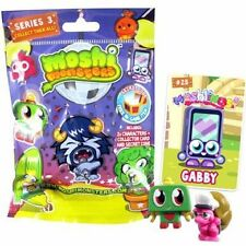 Moshi Monsters Series 3 foil blind Bag Moshling Figures Mystery Surprise New