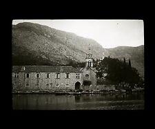 Croatie c. 1900 - RAGUSE Vallée de l'Ombla - Verre Positif - 68