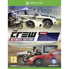 The Crew Ultimate Edition Xbox One Game - Brand New!