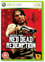 Xbox 360 Red Dead Redemption (Original Release) *New & Sealed* Official UK Stock