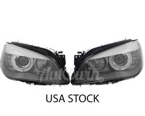 For 2010-2012 BMW 750i xDrive Headlight Halo Ring Bulb 33748DN 2011