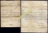 1786 YORK/198 Letter to Charles Wren, Whitehill,  Chester-lee -Street, Durham