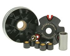 Sym Jet 50 Euro X  Sport Variator & 6 gram Rollers
