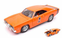 Dodge Charger R/t 1969 Harley Davidson 1:25 Model MAISTO