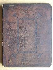 1683. Eutropius. Eutropii Historiae Romanae Breviarium. Leather. Roman History