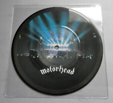 "Motorhead - Motorhead UK 1981 Bronze 7"" Picture Disc Single"