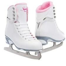 Jackson Figure Ice Skates Js180/Js181/Js184 - For Women Girls Size 1, Pink