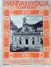 ✅ 1932/3 Santuari d'Italia Santuario di Nostra Signora della Misericordia Savona