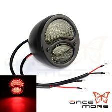 Steel LED Tail Light For Ford Model A Duolamp Custom Bobber Chopper Sportster