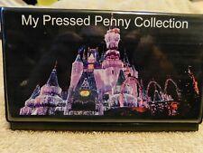 Elongated Pressed Penny Souvenir Album Book /, Walt Disney World (1)