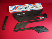 Original 1980's NOS Vespa Utah X Fox PK50 & 150 Panel and MudGuard Protector Kit