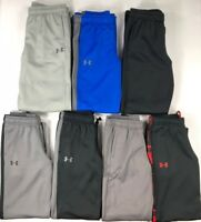 Boy's Youth Under Armour Storm Water-Resistant Athletic Sweat Pants