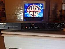 Panasonic DVD/CD Player DVD-RV32 Audio D/A Converter With Remote