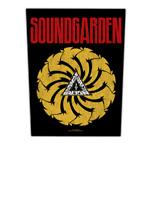 SOUNDGARDEN - BADMOTORFINGER - BACK PATCH - BRAND NEW - MUSIC BAND 1101