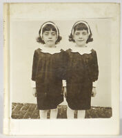 Diane Arbus Aperture monograph 1970 first edition hardcover 2 girls in raincoats