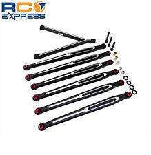 """Hot Racing Axial SCX10 Aluminum Link Set 12.3"""" (313mm) wheelbase SCX313LX01"""