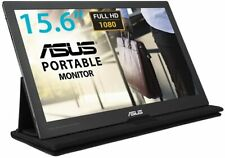 ASUS MB169C+ 15.6 Inch USB Type-C Portable Monitor, FHD (1920 x 1080), IPS