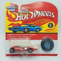 Hot Wheels Redline 25th Anniversary Collection Twin Mill  Red w/ White Interior