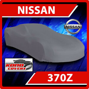 Fits. Nissan 370Z Nismo 2009-2018 CAR COVER-100% Waterproof Breathable UV Resist