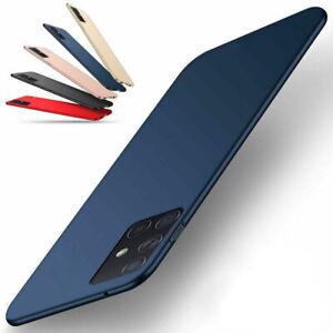 For Samsung Galaxy A70 A51 A31 A40 A71 S10 S20 Ultra-thin Hard Phone Case Cover
