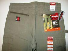 Wrangler Riggs Workwear Ripstop Ranger Pants Men's Tag Size 34x34 - Acutal 34x33