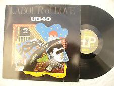 UB40 LP LABOUR OF LOVE N/M German press..... 33rpm / SKA