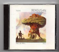 (JD989) Pierre Bensusan, Pres De Paris - 1992 CD