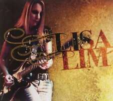 New: LISA LIM (Blues Rock WAMA Award Winner) Self-Titled CD