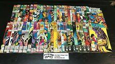 Wolverine 50 Issue Lot! Marvel 1988 Comic Series!